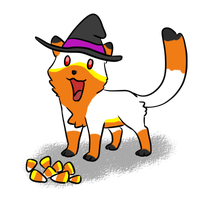 Candy Corn finds Candy Corn by Alcemistnv