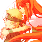 Hugging my son.. by red-hot-habanero