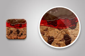 app icon cookie by Matylly