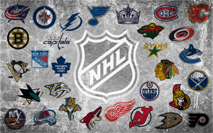 NHL Team logo 2.0 by 666Darks