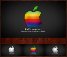 Apple statement - Anti by HelmerN