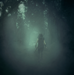 Huntress of Dark Forest by EclipxPhotography