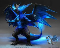 Pokemon: Mega Charizard X