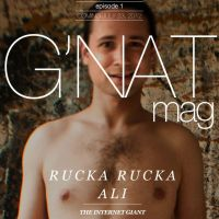 rucka On GMag by Mikeoeagle