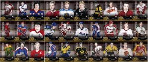 2012-13 Heroes + Prospects Hockey Cards by tdastick
