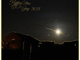 Happy New Year 2013 by BrightStar2