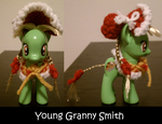 Young Granny Smith Custom by JwalsShop