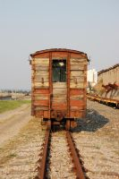 Old Railway Stock 3 by Storms-Stock