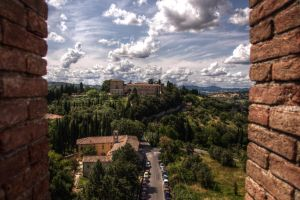 Bright Perugia by johnwaymont