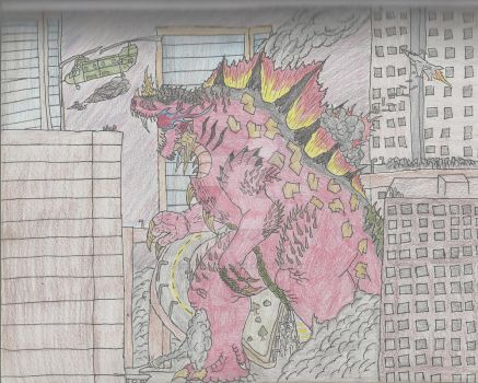 Attack on Tyros by TheAngryKaijuGuy