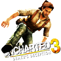 Uncharted 3. by RajivCR7