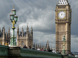 Big Ben, london by Marcusion