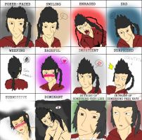 Toru expression MEME by caneqe