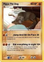 Poke card: Pippa 01 by ZaLDoS