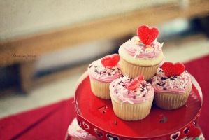 Valentines Bakesale 2 by love-in-focus-Photo