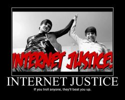 Smosh Internet Justice Motivator by htfman114