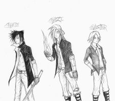 Rowdy Rock Boys Request by Underdell