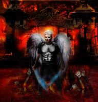Arch Angel Samael by Hellzguardean
