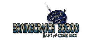 BrainScratch 50000: Video and Cover Logo by Royameadow