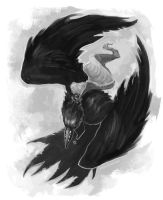 Myth Raven by vrass