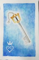 Weekly 15-52: Keyblade by Korikian