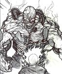 nemesis vs ghost rider-2  umvc3 by theredmonster419