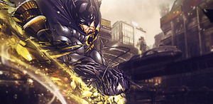 Batman v1 by destiNu