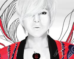 G-Dragon Heartbreaker by CassPoon