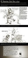OC Questions and Answers +Part One+ by Barukurii