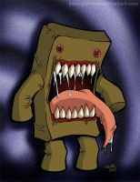 Domo Kun by kennydalman
