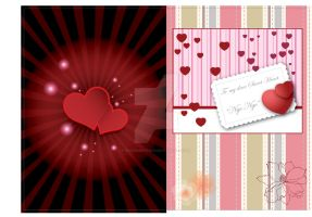BirthdayCard for SweetHeart F by phyoeminthaw