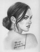 Megan Fox 1 by Hong-Yu