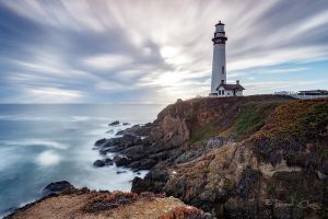 .:Pigeon Point Lighthouse:. by RHCheng