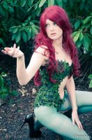 Poison Ivy - Batman by Maka-chan-cosplay