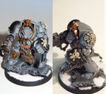 Space Wolves Terminator by TheEternalRanger
