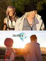 FFXIII - Stay Strong by fiathriel