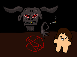 Shae Gets High With Satan by SlaughterEverybody