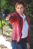 Claire Redfield - Resident Evil Revelations 2 by CarlaGolbat