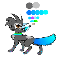 My Fusona Lexis NEW look!!!! by XxFelix-The-KittyxX