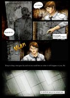 Silent Hill comic book part 1 by ThoRCX