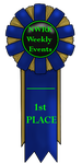 NWRK-WME - 1st Place Ribbon. by NightCur