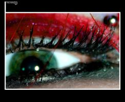 My Eye 1 by darkwoundedrose
