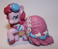 Pinkie Pie Gala blind bag custom by Atrensis