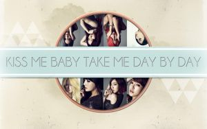T-ara Day by Day Wallpaper HD (2) by GraPHriX