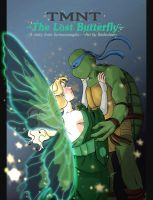 The Lost Butterfly Cover by Redvolver