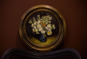 I love Van Gogh (reproduction) by Delusional12