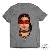 Indian Tee Big by marianoartedesign
