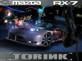 Mazda RX-7 by thetrackers