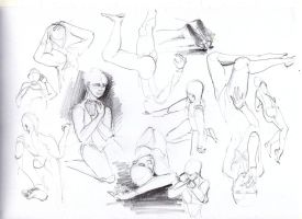 Poses by Fayerin