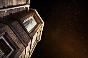 outside of your window by martybell